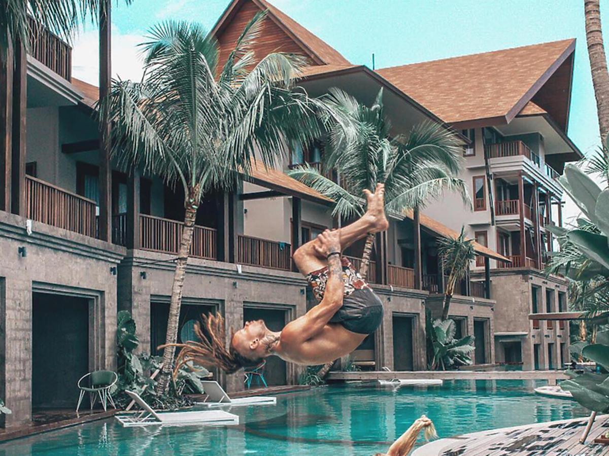 Wakacje gwiazd -  Fit Lovers na Bali