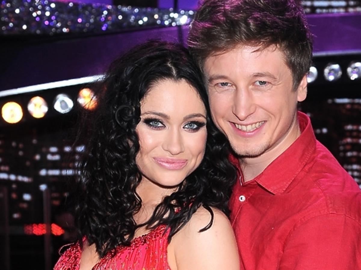 Walerija Żurawlewa i Grzegorz Łapanowski