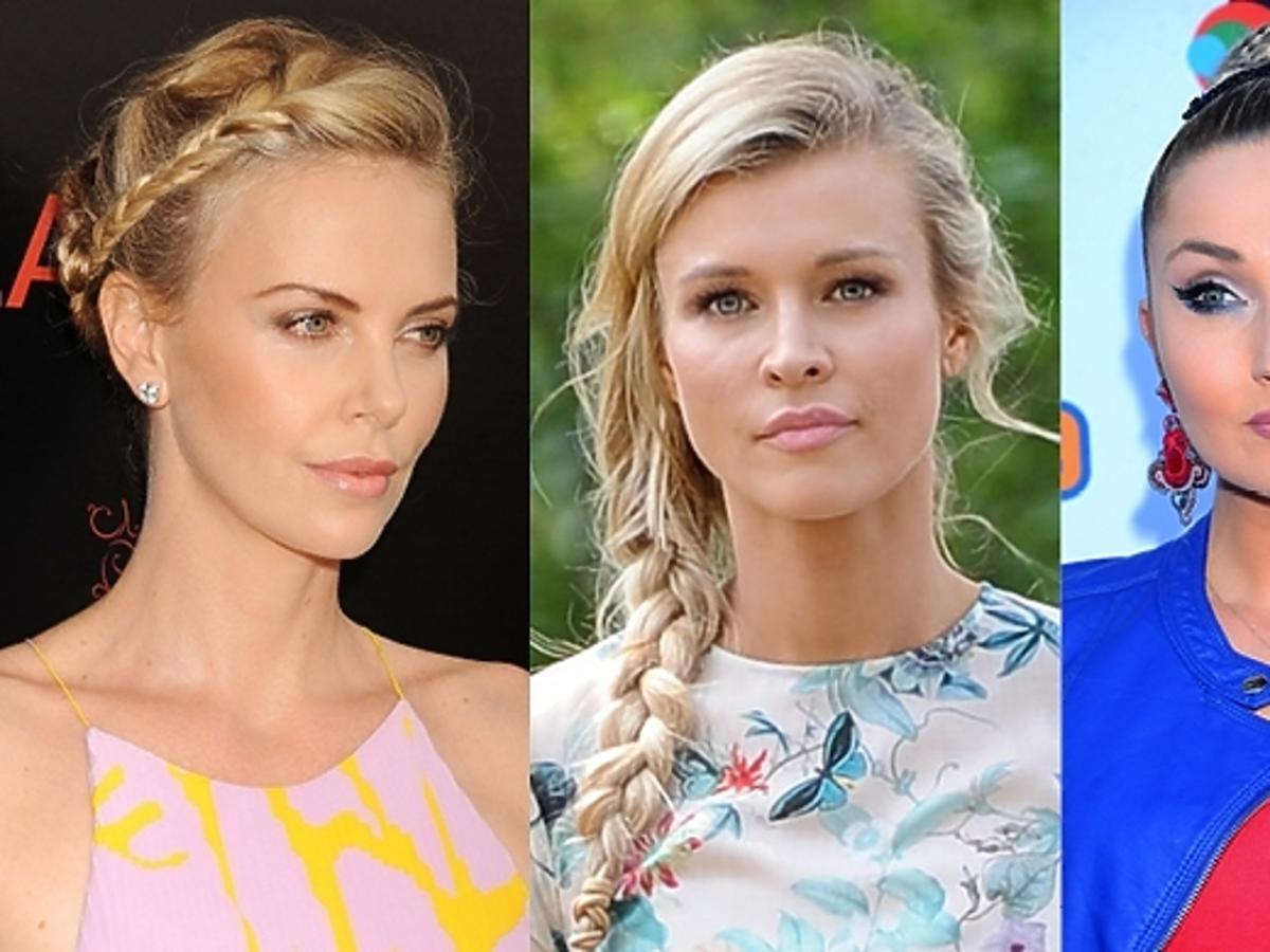 Warkocze - Charlize Theron, Joanna Krupa, Cleo