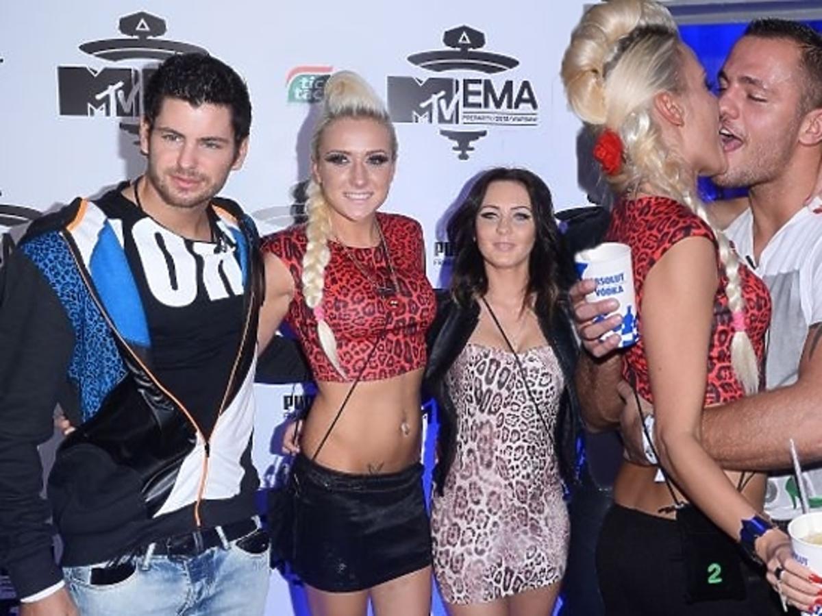 Warsaw Shore - Ekipa z Warszawy na MTV EMA Pre-Party