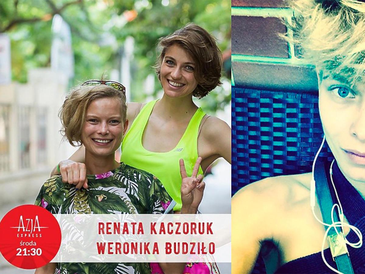 Weronika Budziło z Azja Express