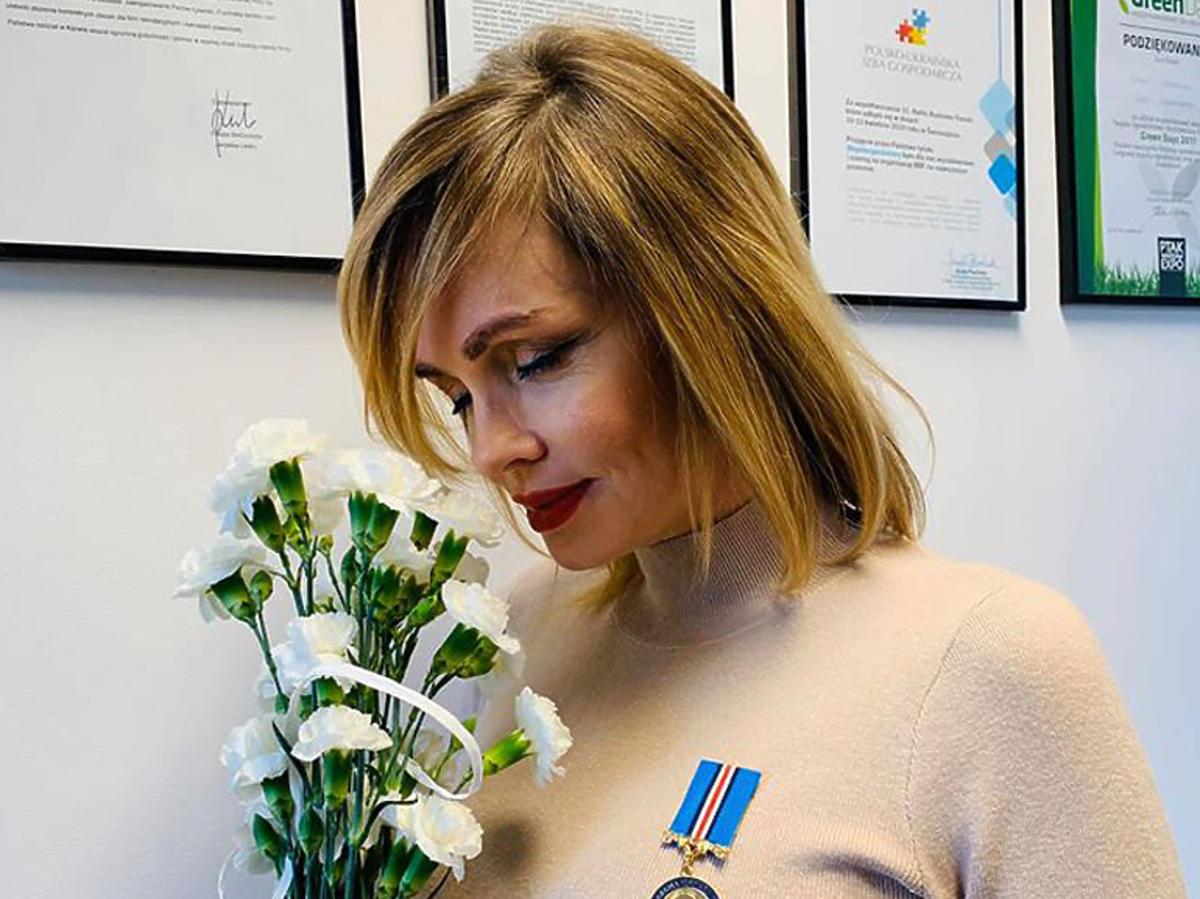 Weronika Marczuk pokazała ciążowy brzuszek