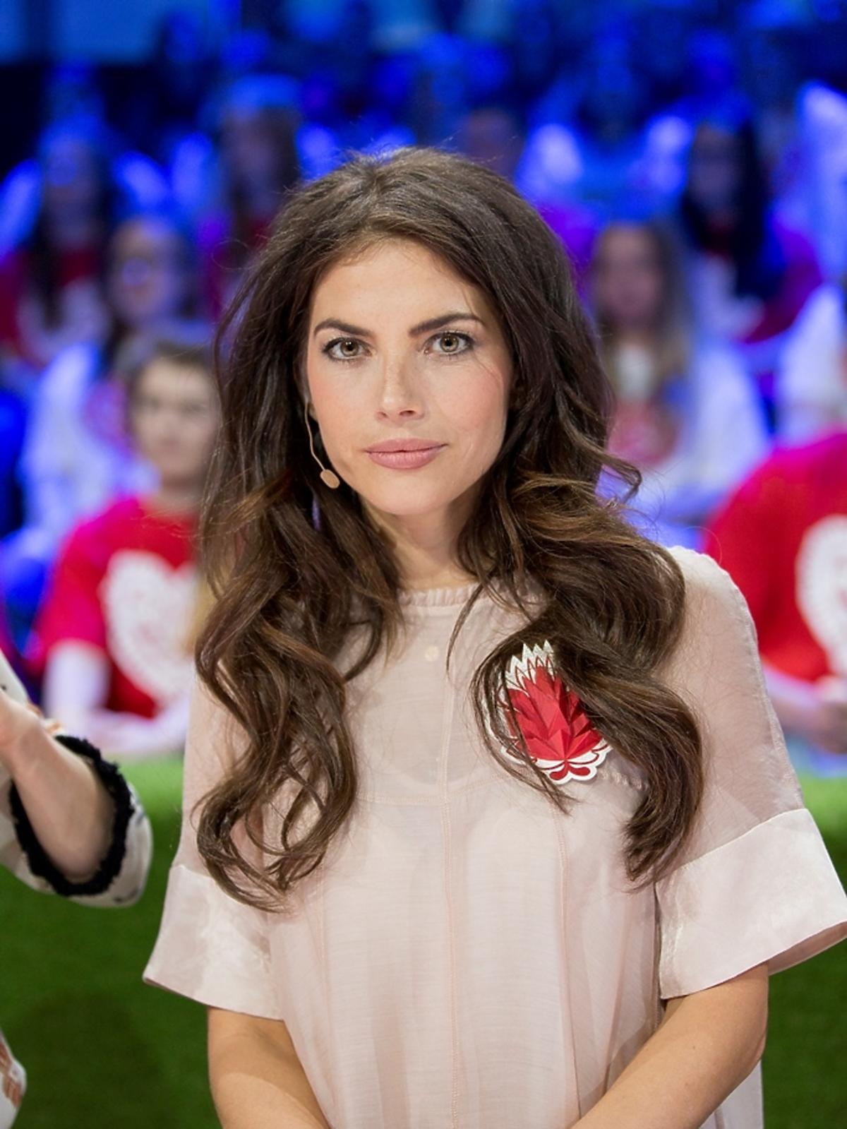 Weronika Rosati, Kocham Cię Polsko