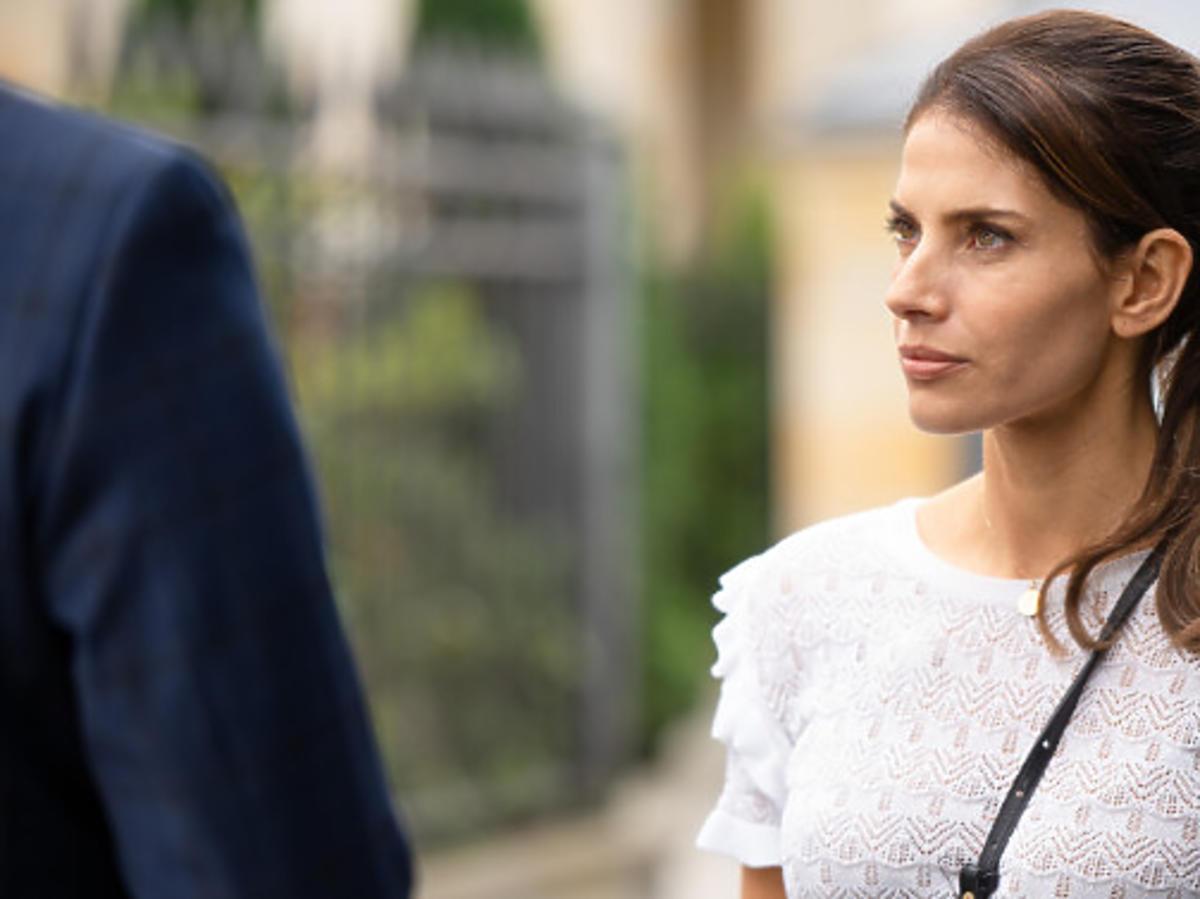 Weronika Rosati na planie Zawsze warto