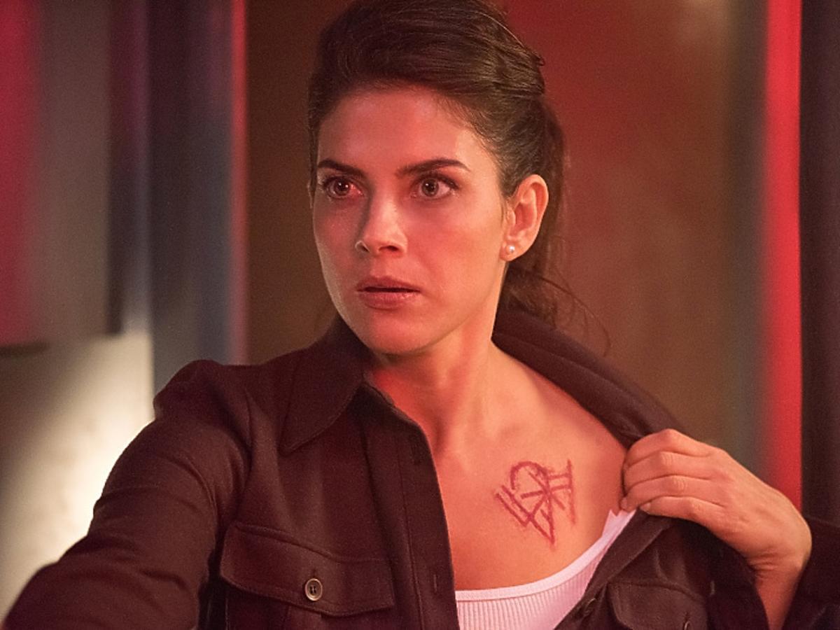 Weronika Rosati tatuaż