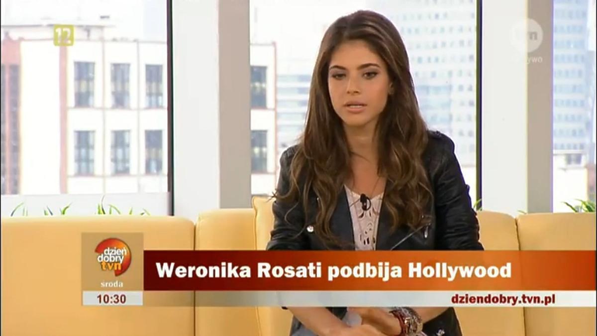 Weronika Rosati w