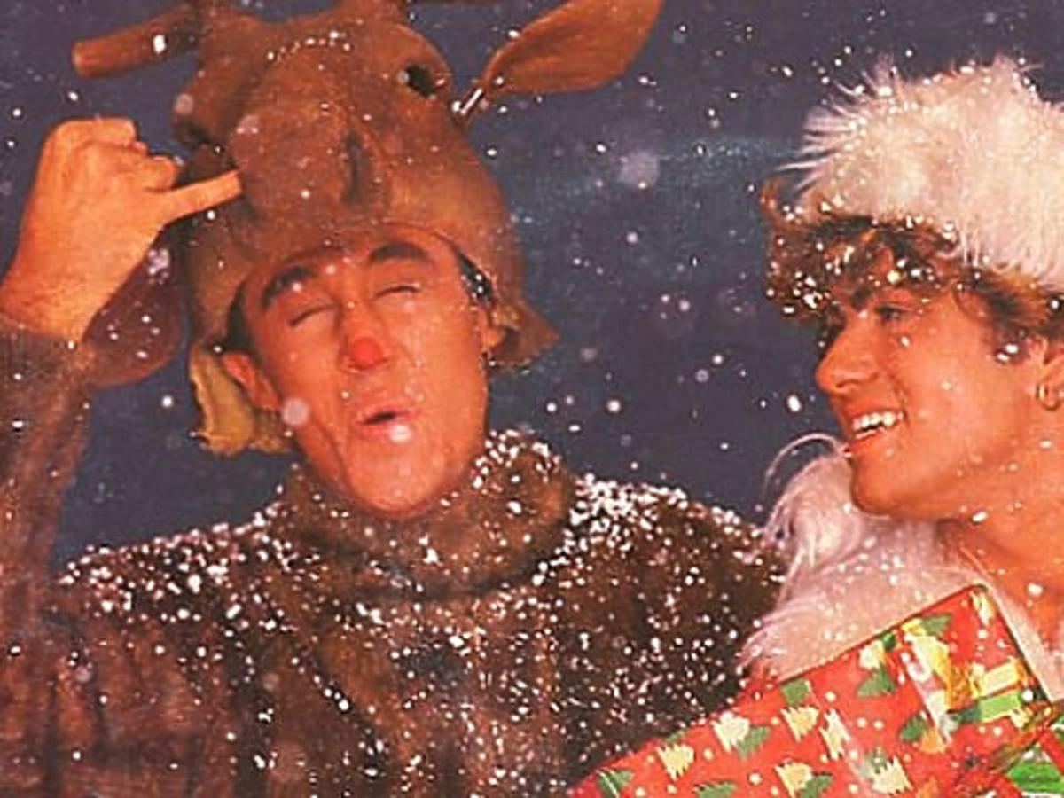 Wham! Last Christmas piosenki na święta