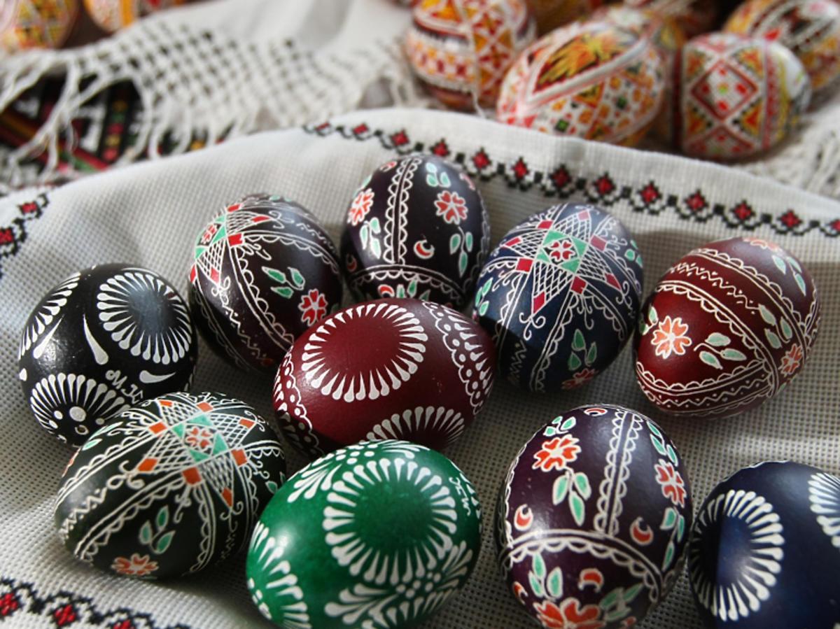 Wielkanoc pisanki