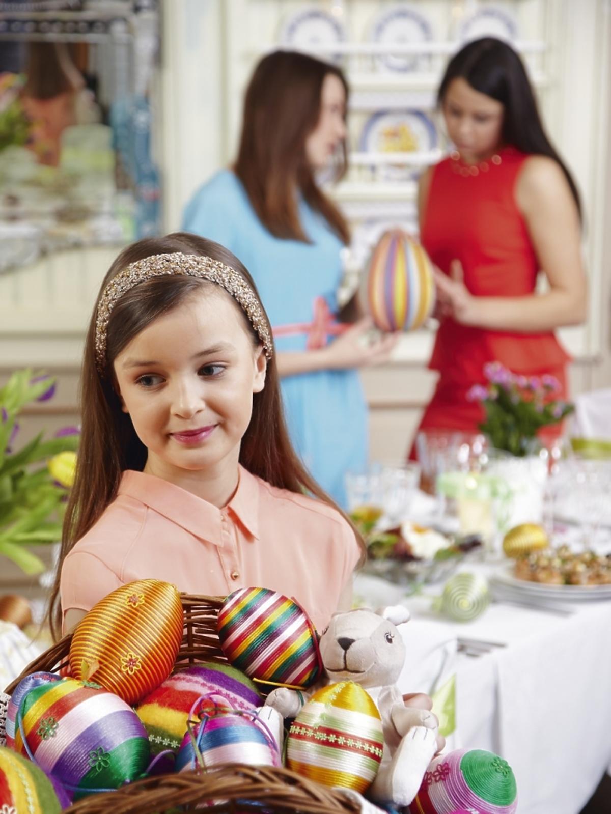 Wielkanocne śniadanie Anny Popek