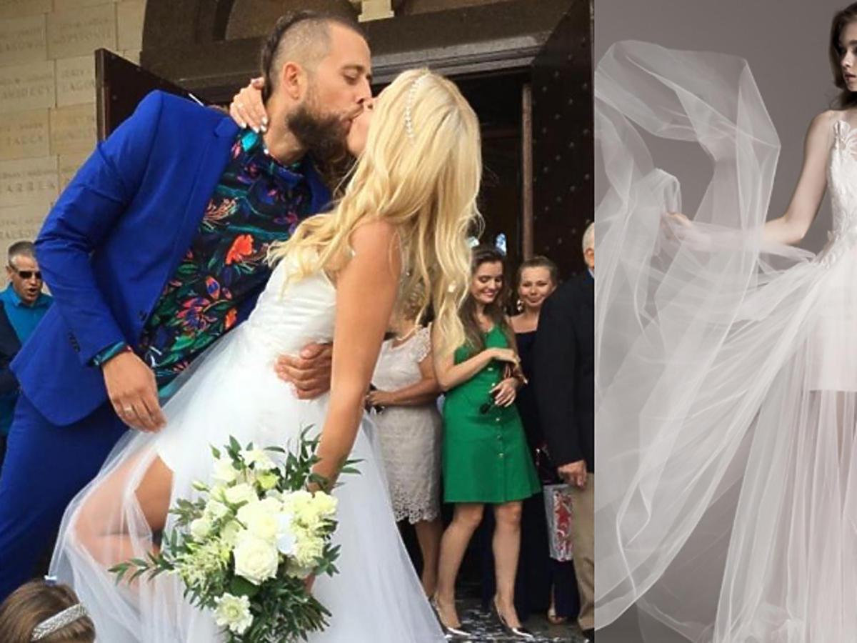Wiemy, ile kosztowała suknia ślubna Marii Sadowskiej! Jej kreacja warta jest sporo!