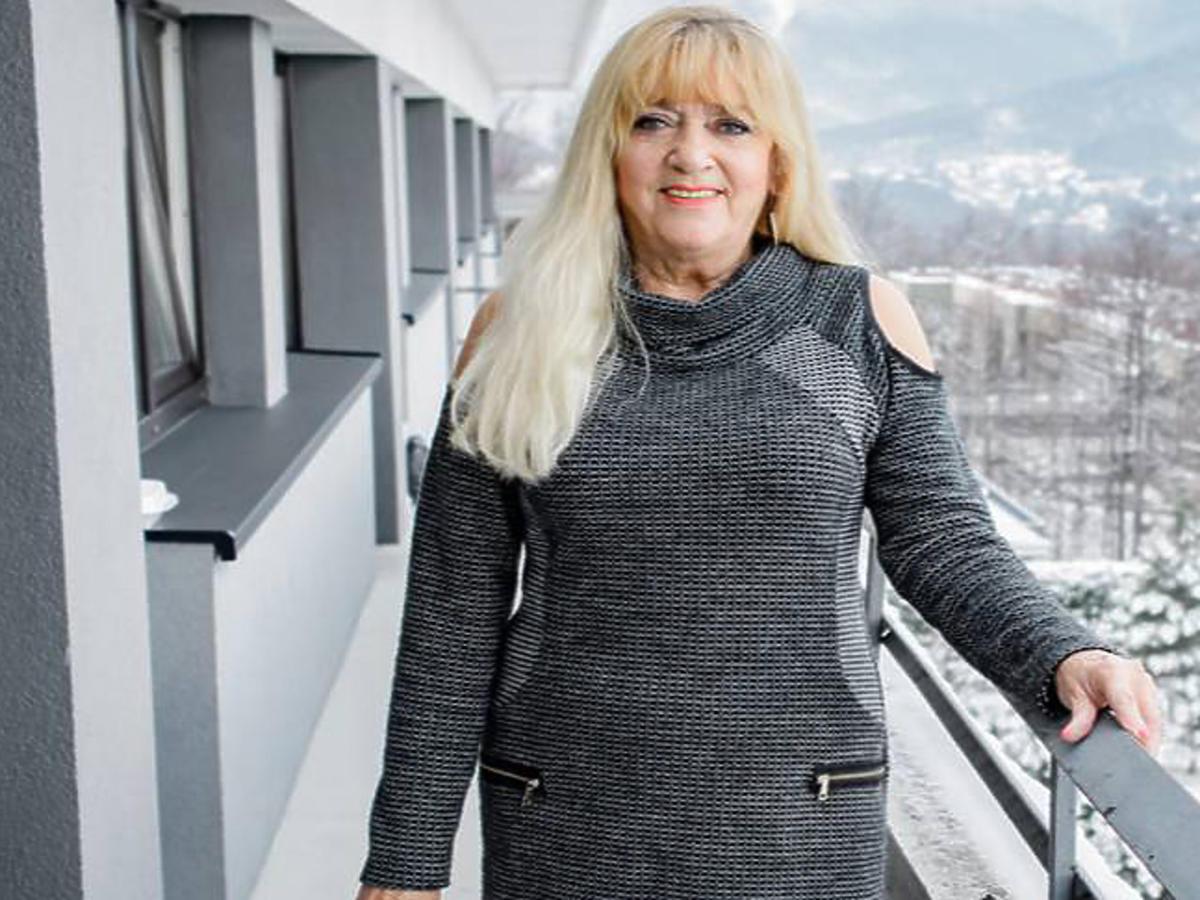 Wiesława Kwiatek z Sanatorium szuka żony