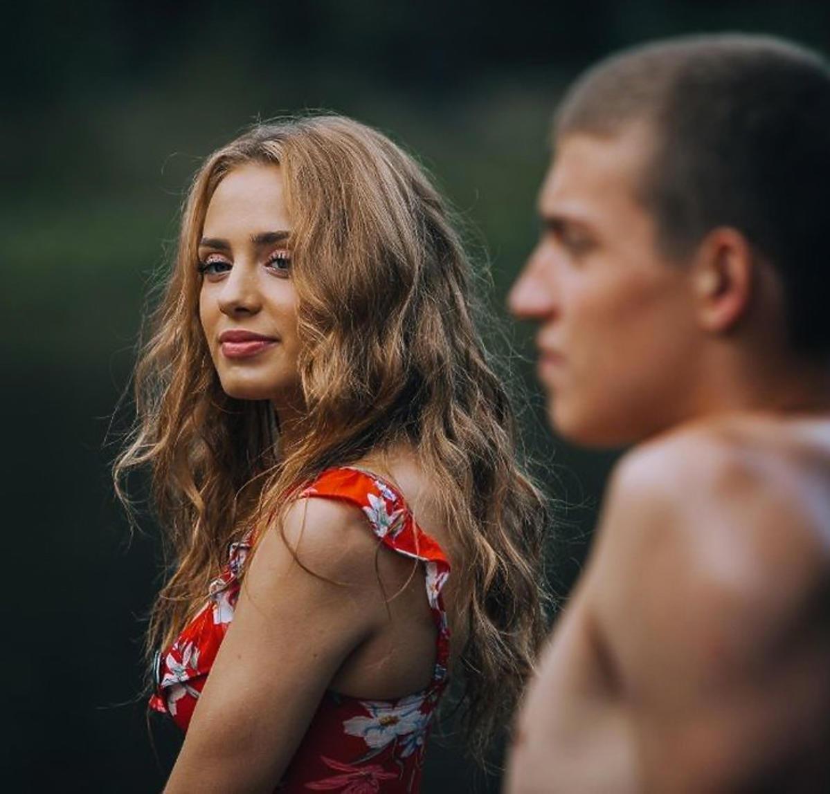 Wiktoria Gąsiewska pokazała się topless w filmie