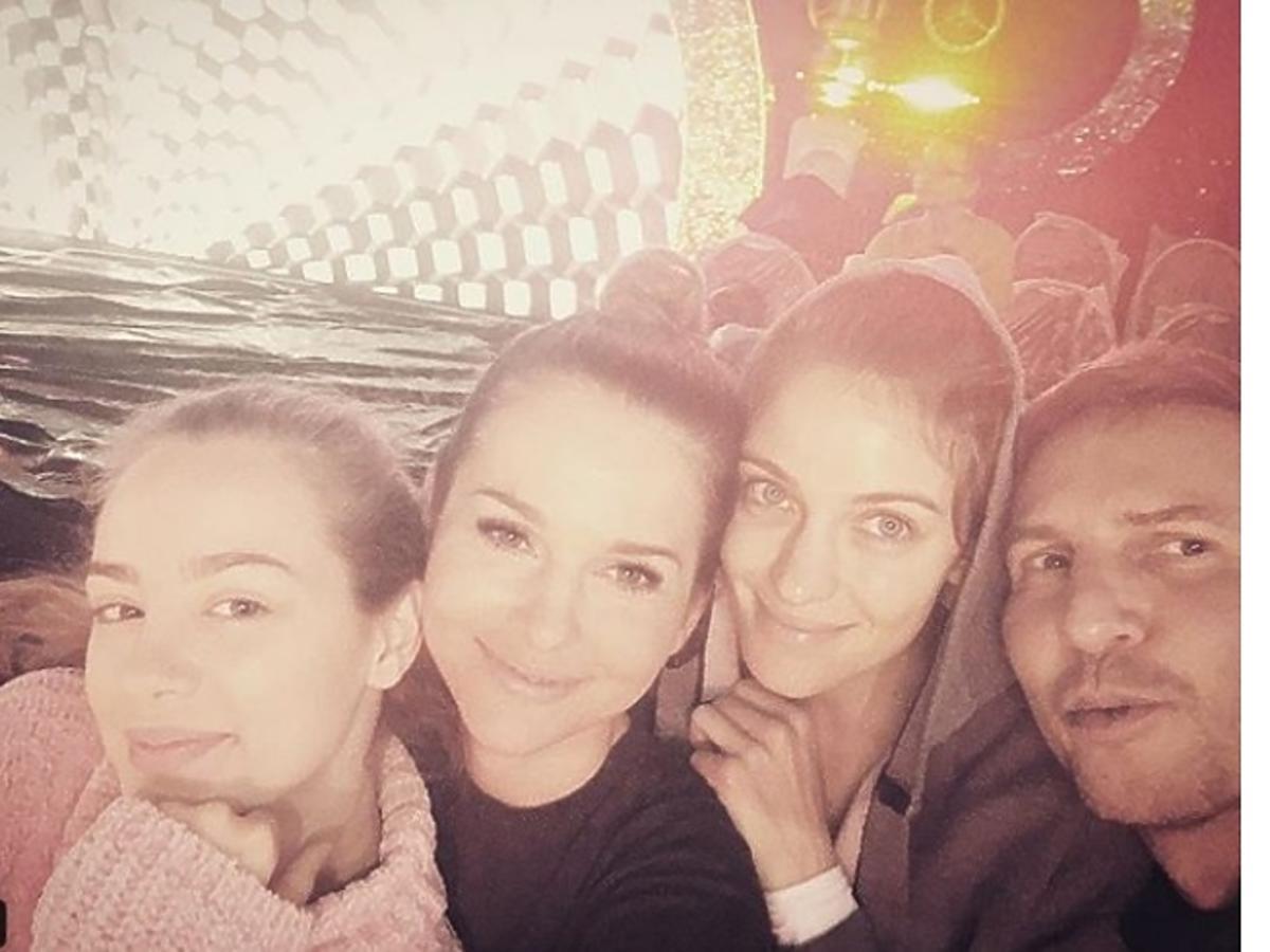 Wiktoria Gąsiewska, Renata Kaczoruk, Paulina Sykut, Krzysztof Gojdź
