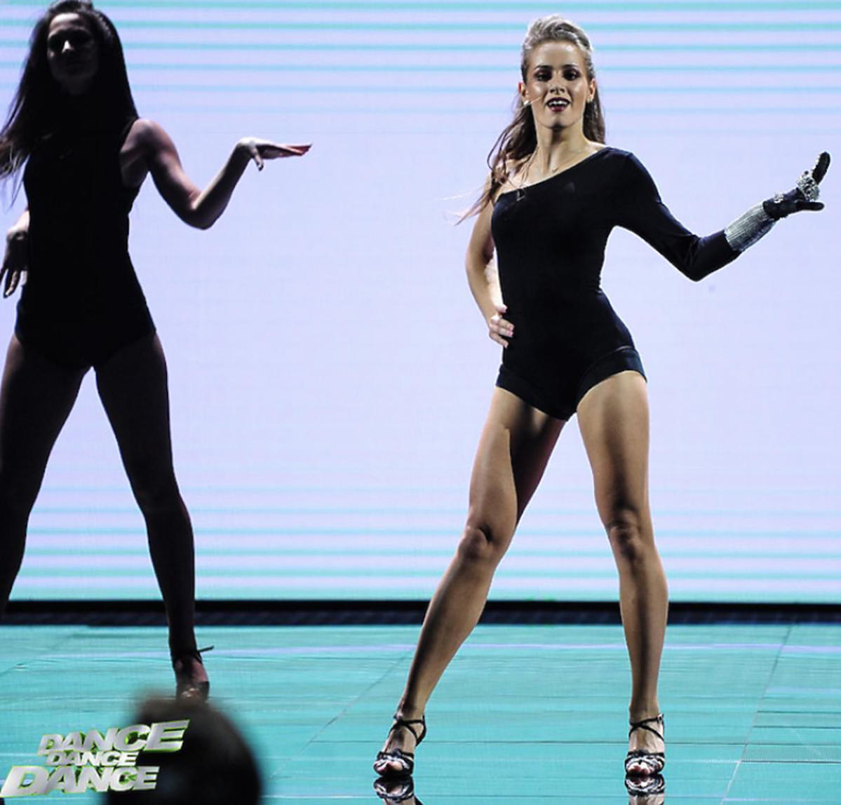 Wiktoria Gąsiewska w dance dance dance