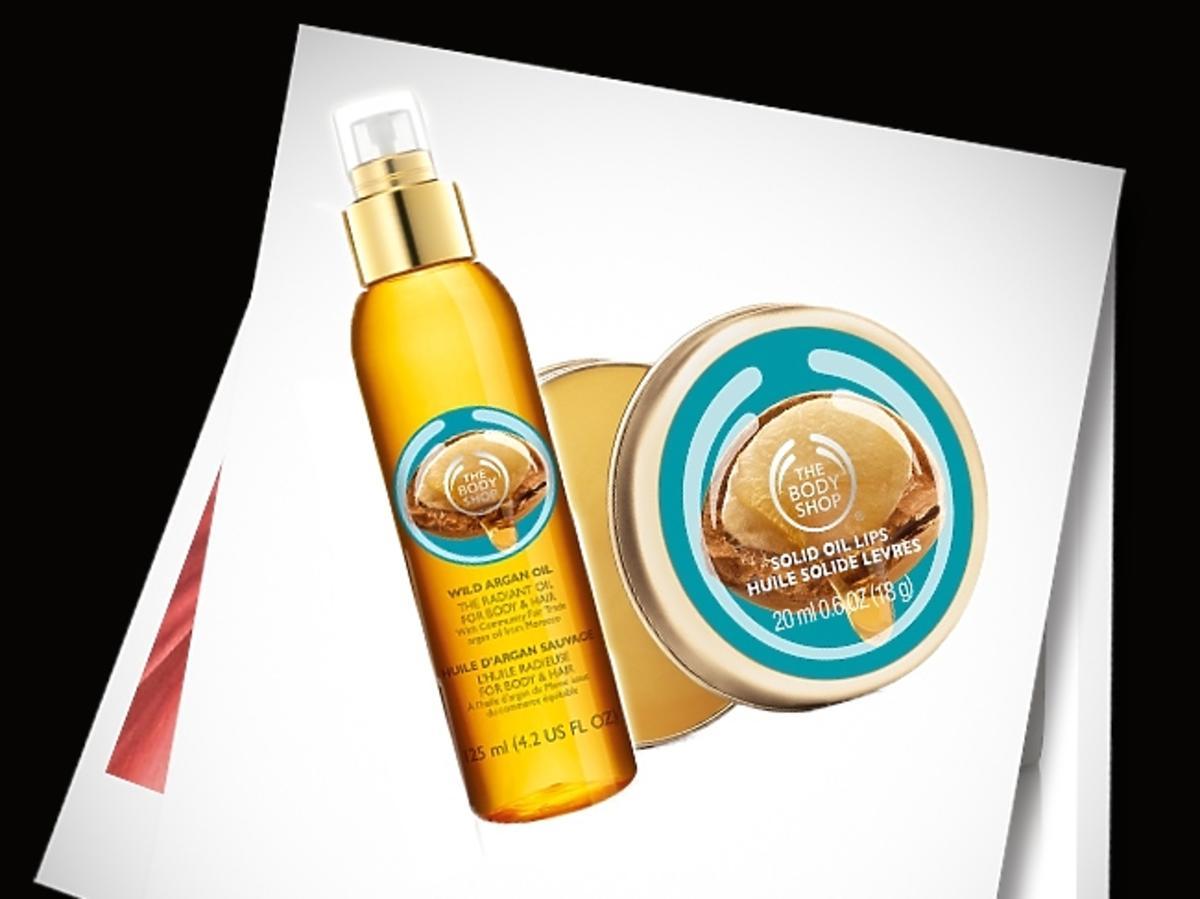 Wild Argan Oil od The Body Shop