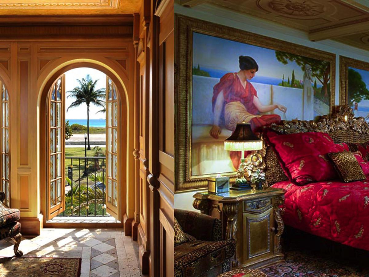 Willa Versace w Miami