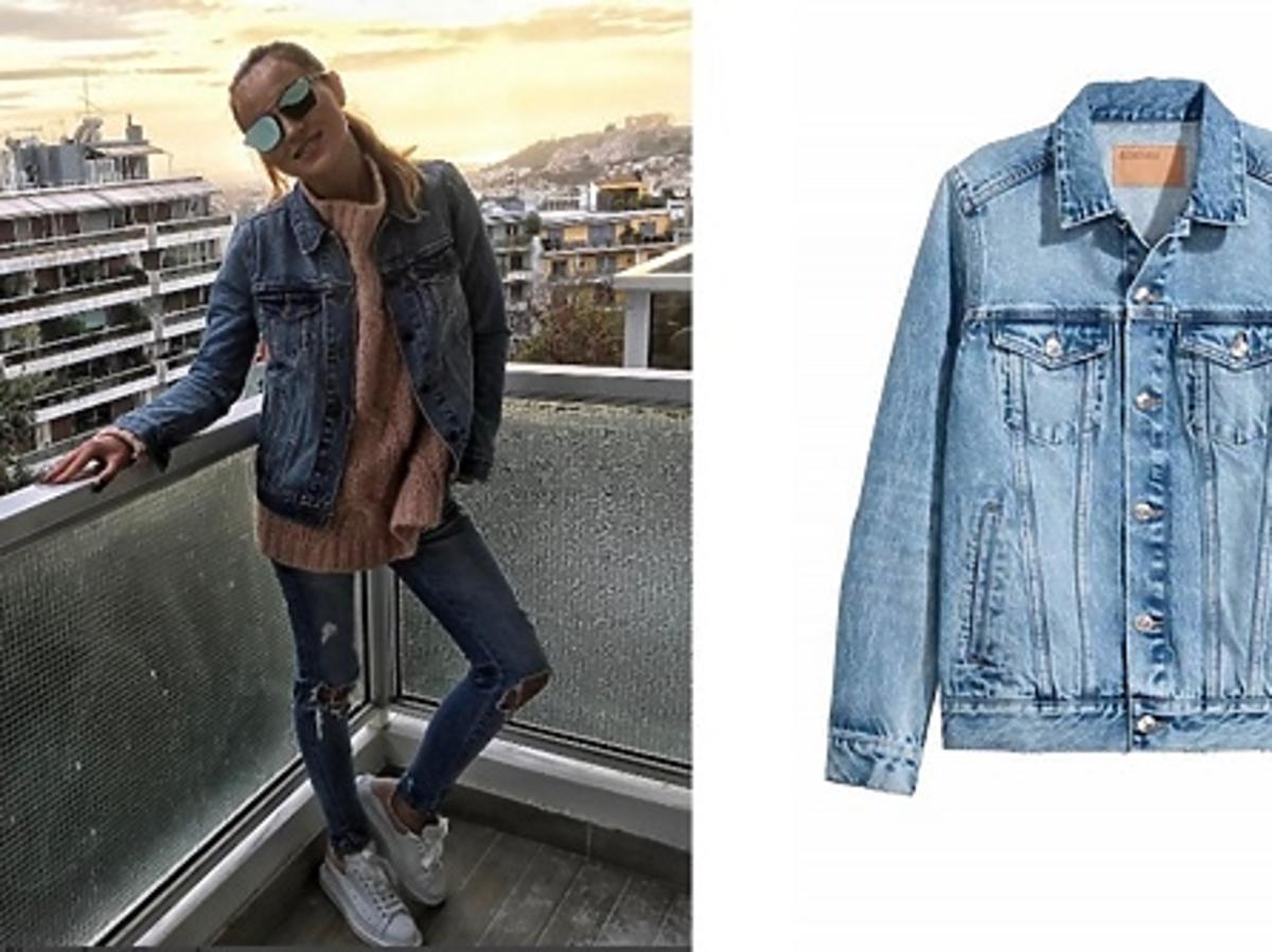 Wiosna 2017: Dżinsowe kurtki z sieciówek: Zara, Reserved, H&M