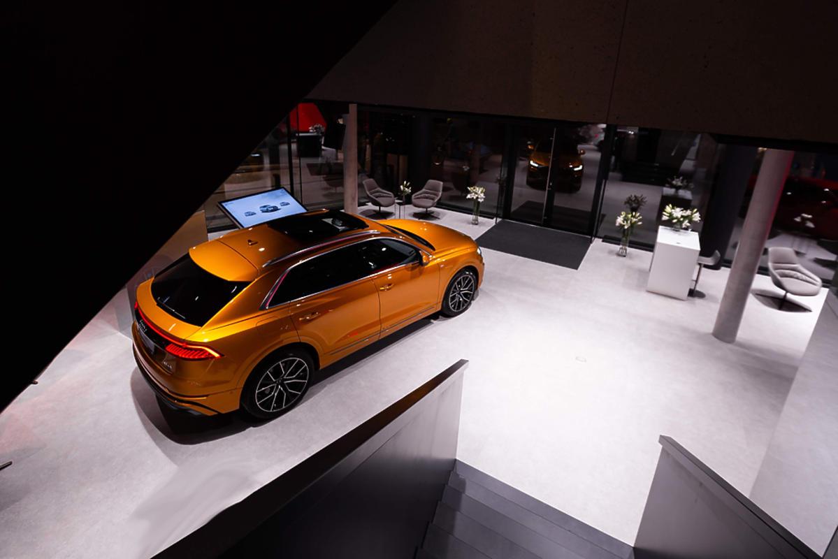 Wirtualny salon Audi