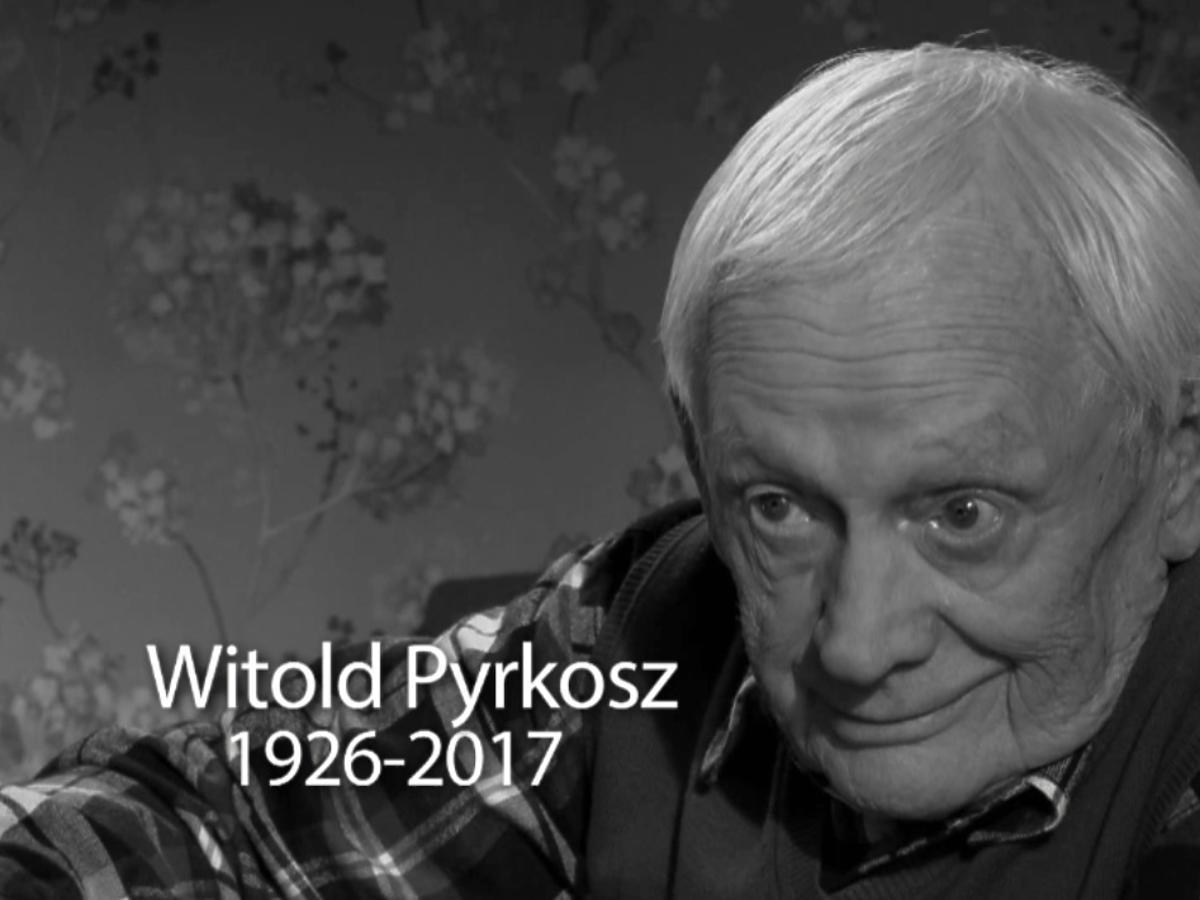 Witold Pyrkosz wspomnienie