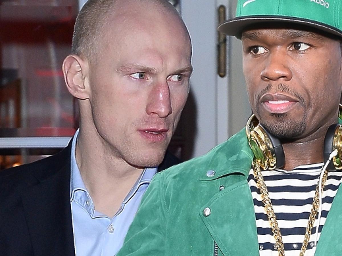 Włodarczyk krytykuje 50 Centa