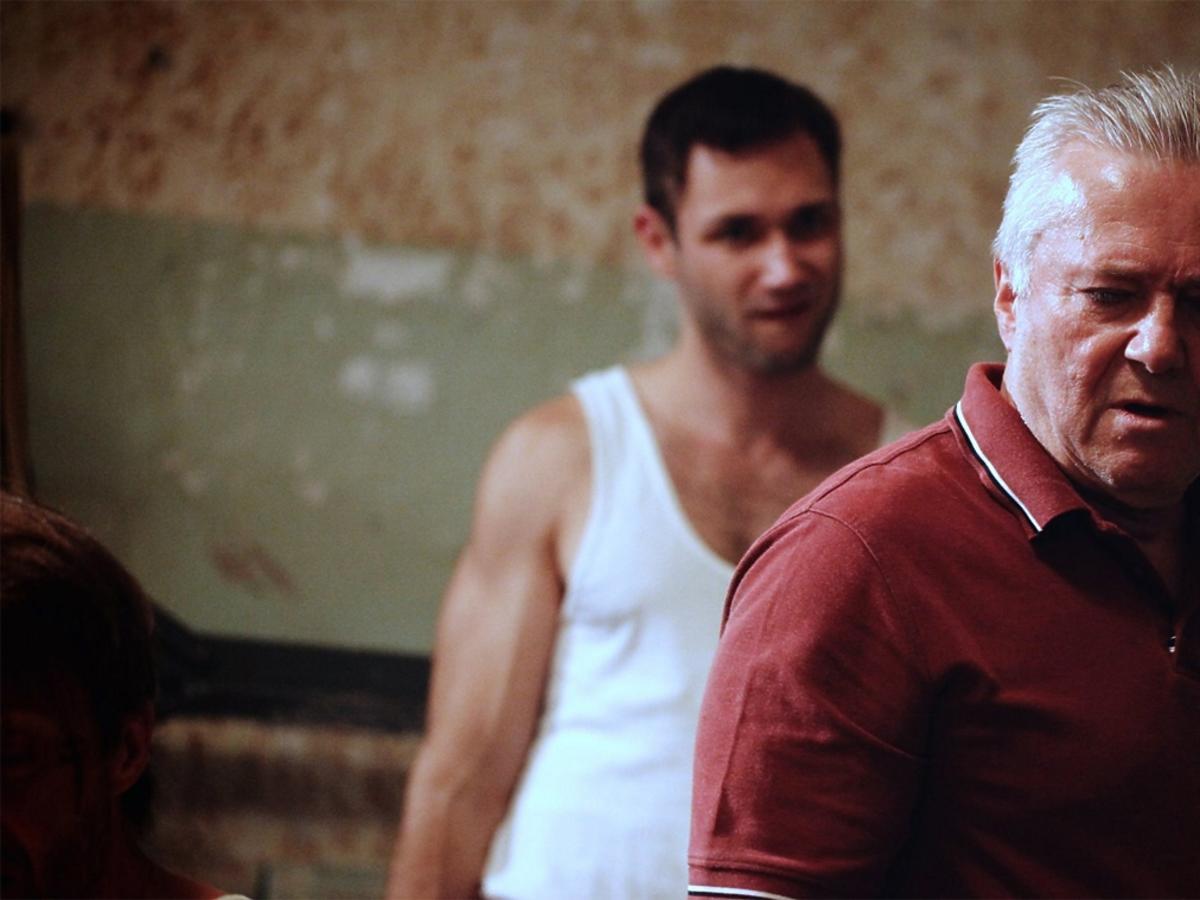 Włodzimierz Matuszak w filmie Git