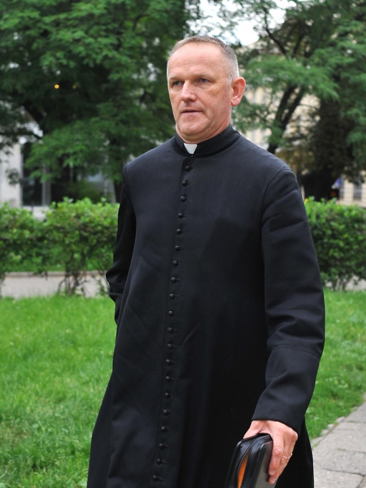 Wojciech Lemański - Msza w intencji Małgorzaty Braunek