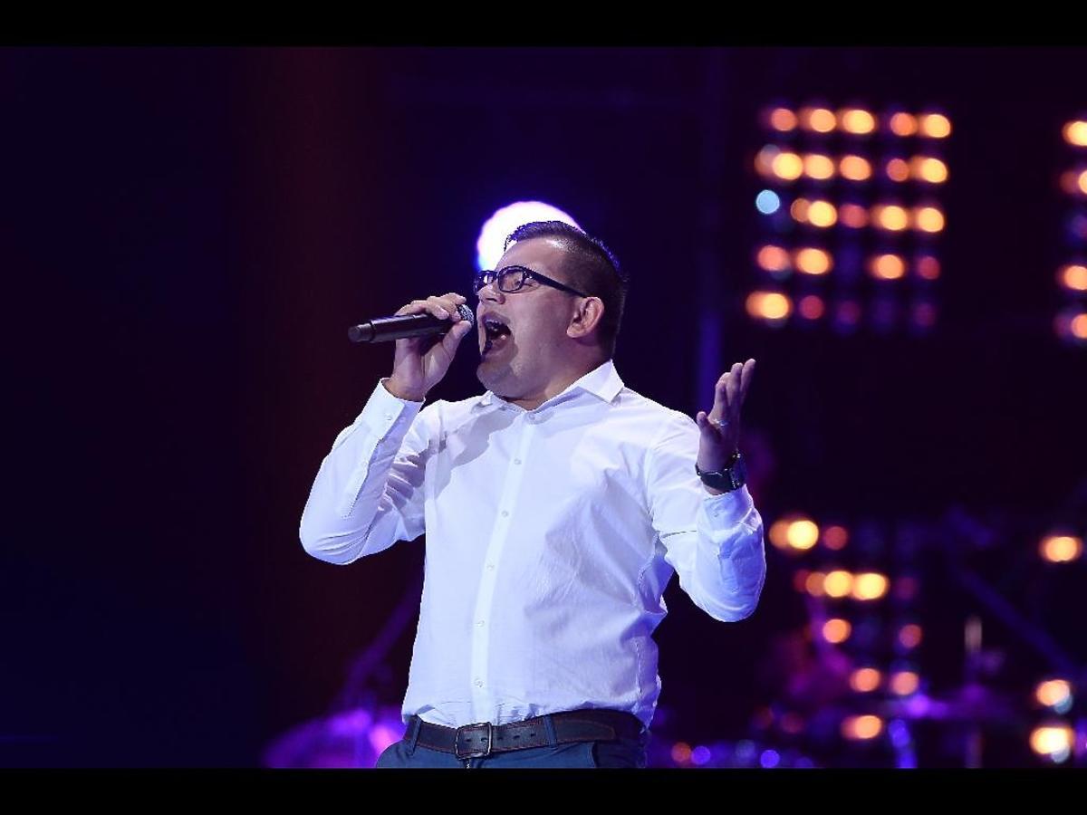 Wojciech Metlicki The Voice of Poland 7