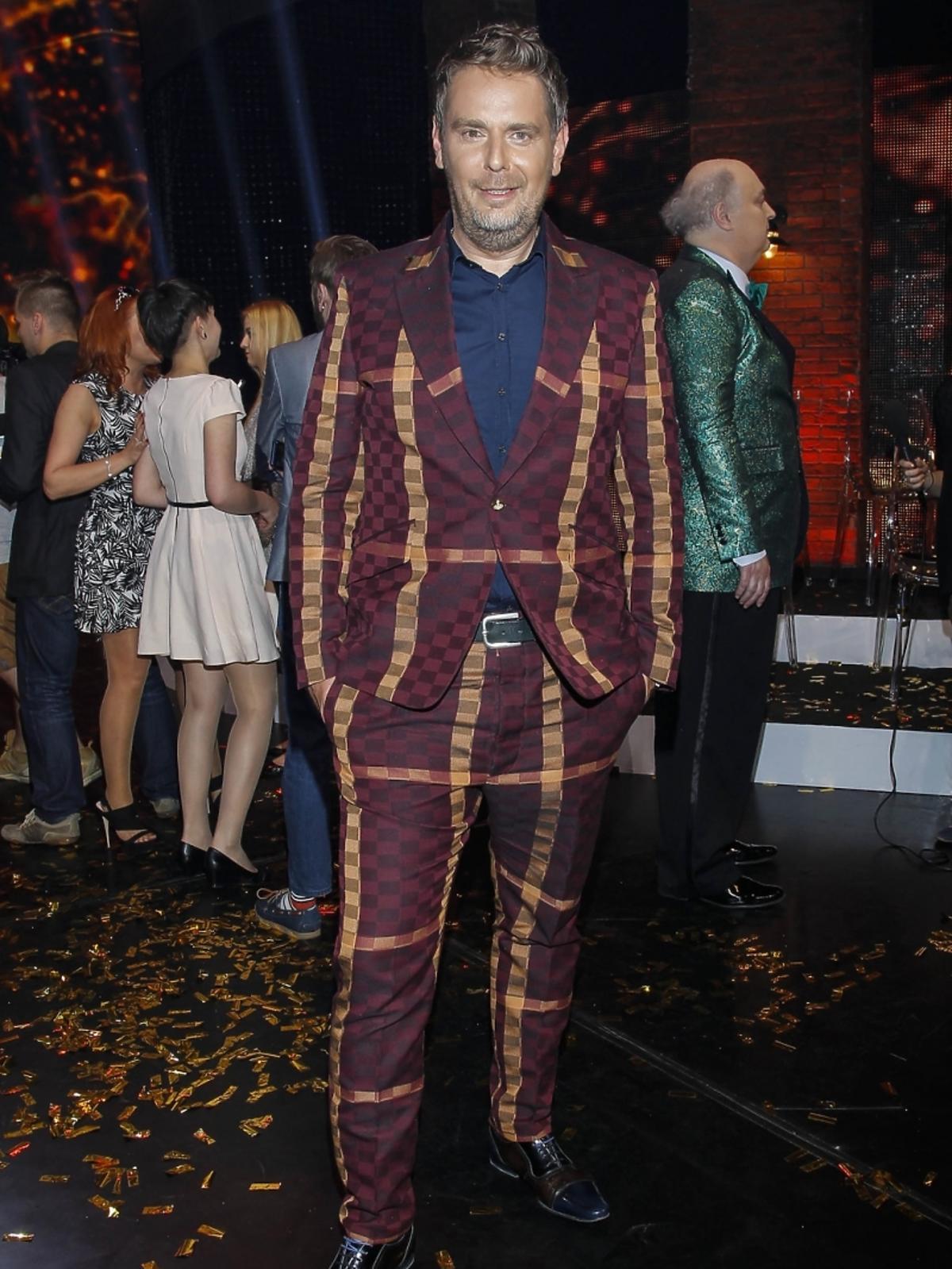 Wojciech Modest Amaro w finale programu