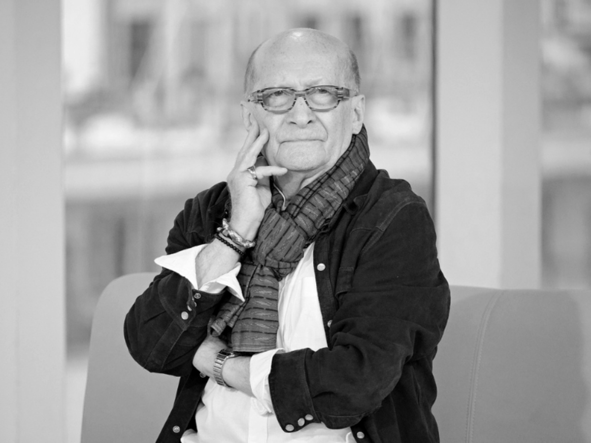 Wojciech Pszoniak nie żyje