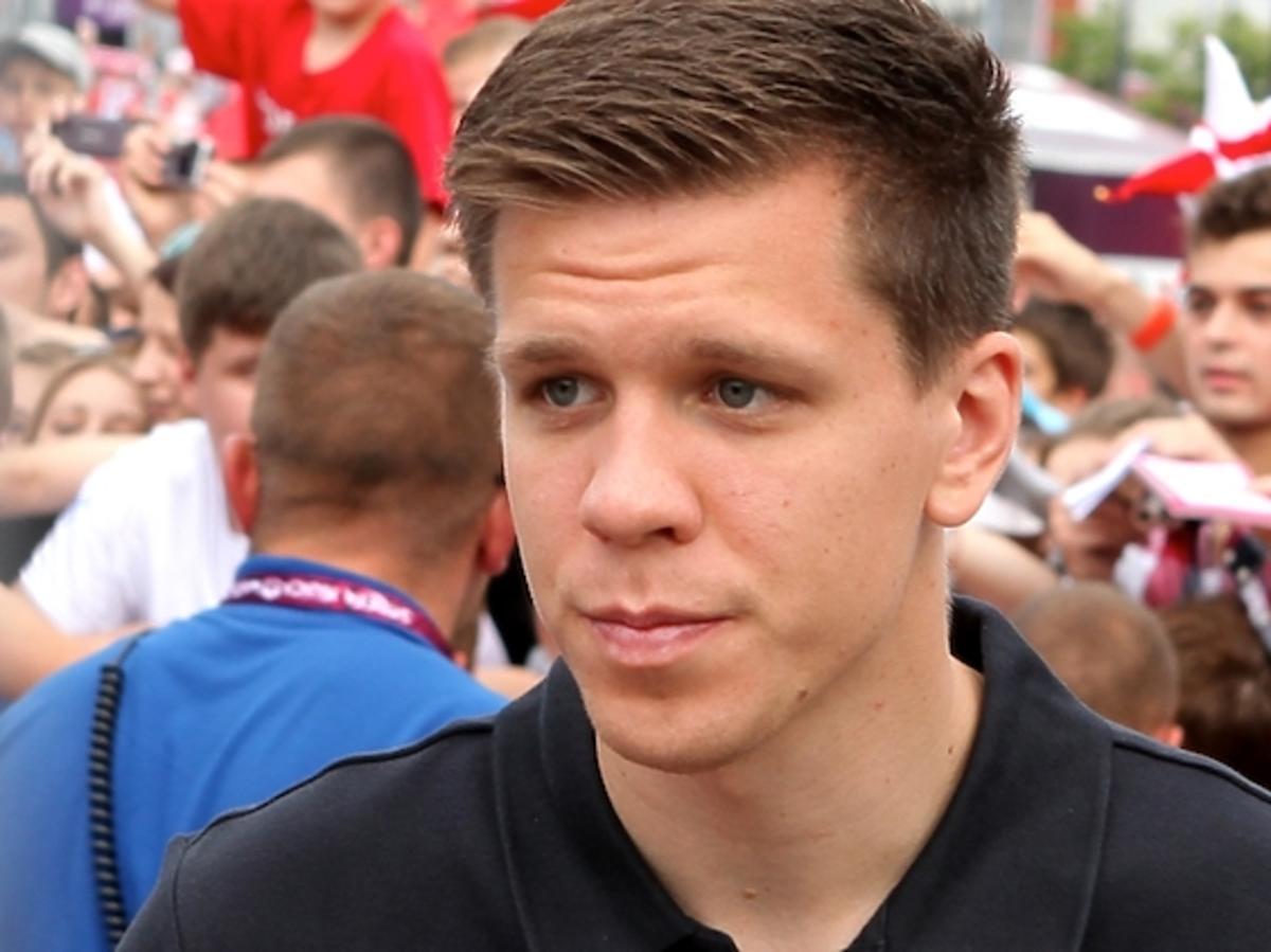 Wojciech Szczęsny w 20m2 Łukasza