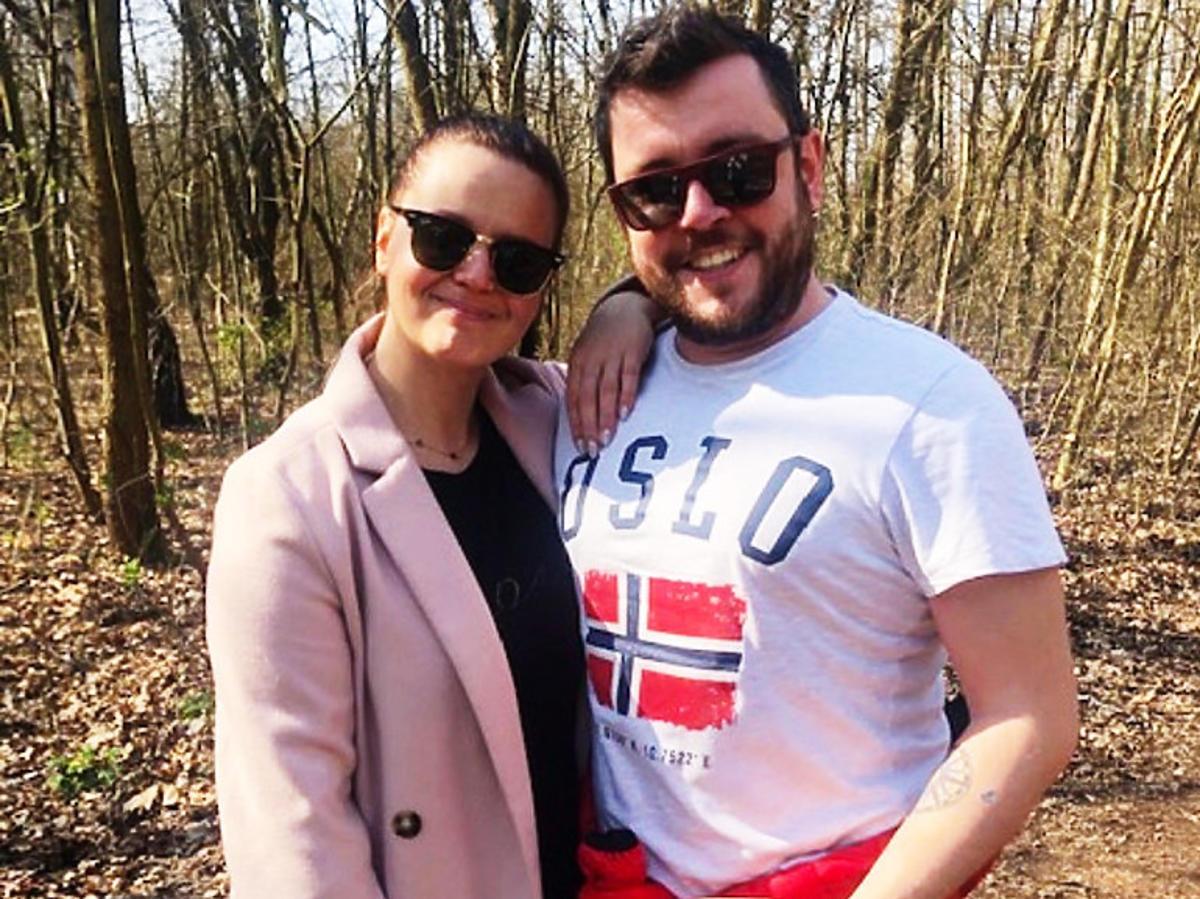 Wojtek i Agnieszka ze Ślubu od pierwszego wejrzenia
