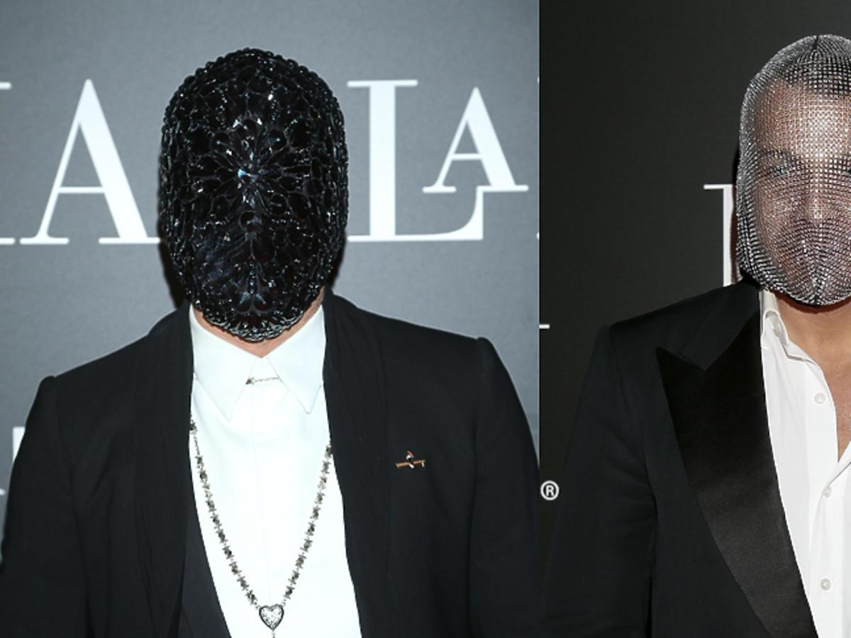 Woliński i Piróg w kryształowych maskach