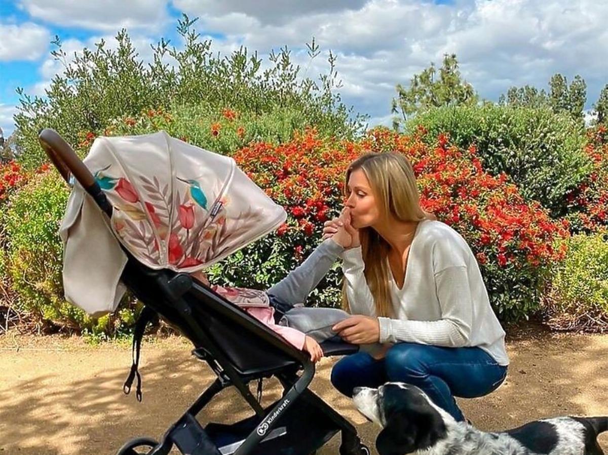 Wózeczek córki Joanny Krupy robi furorę