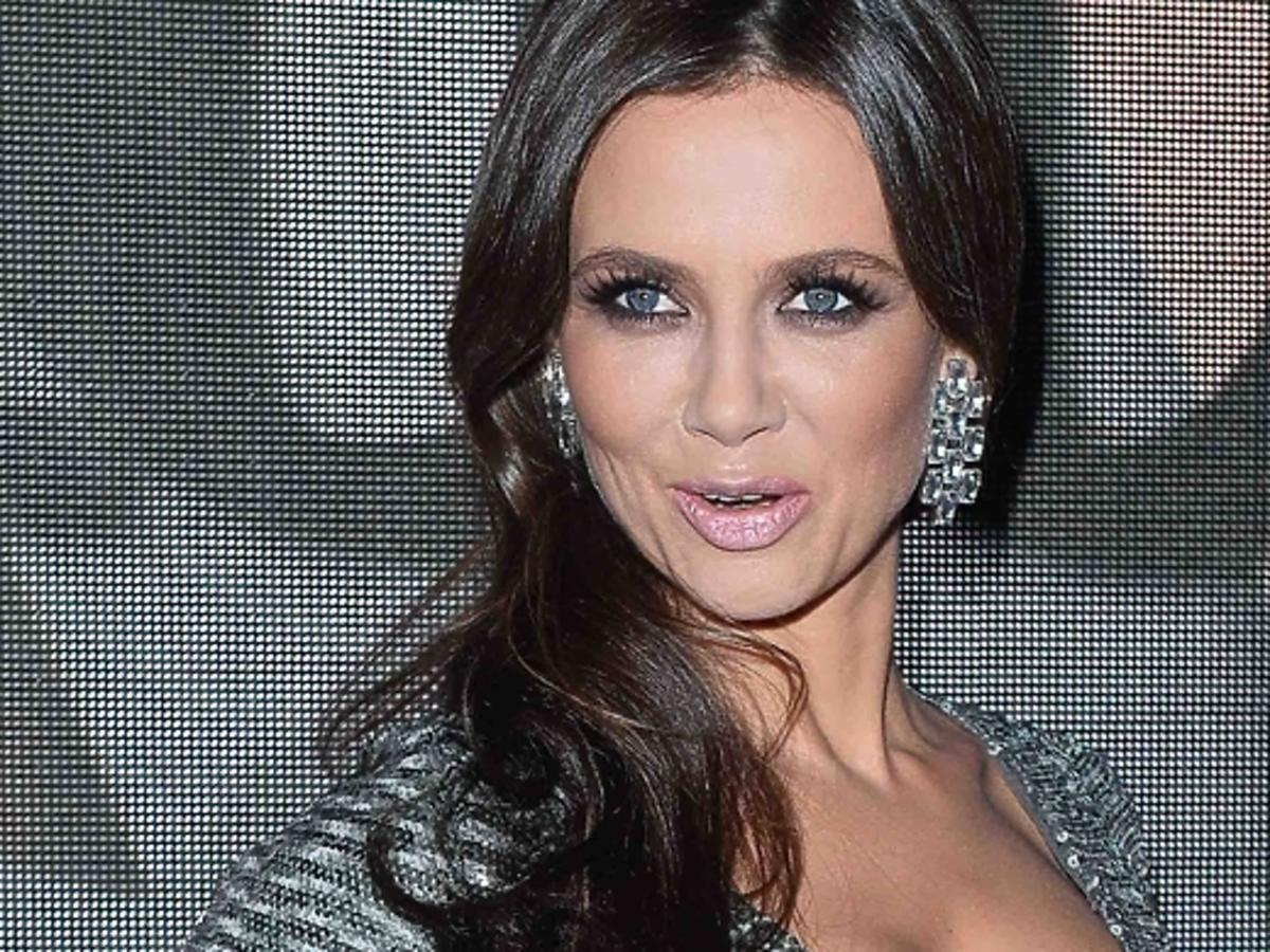 Wpadk Kingi Rusin w finale Top Model