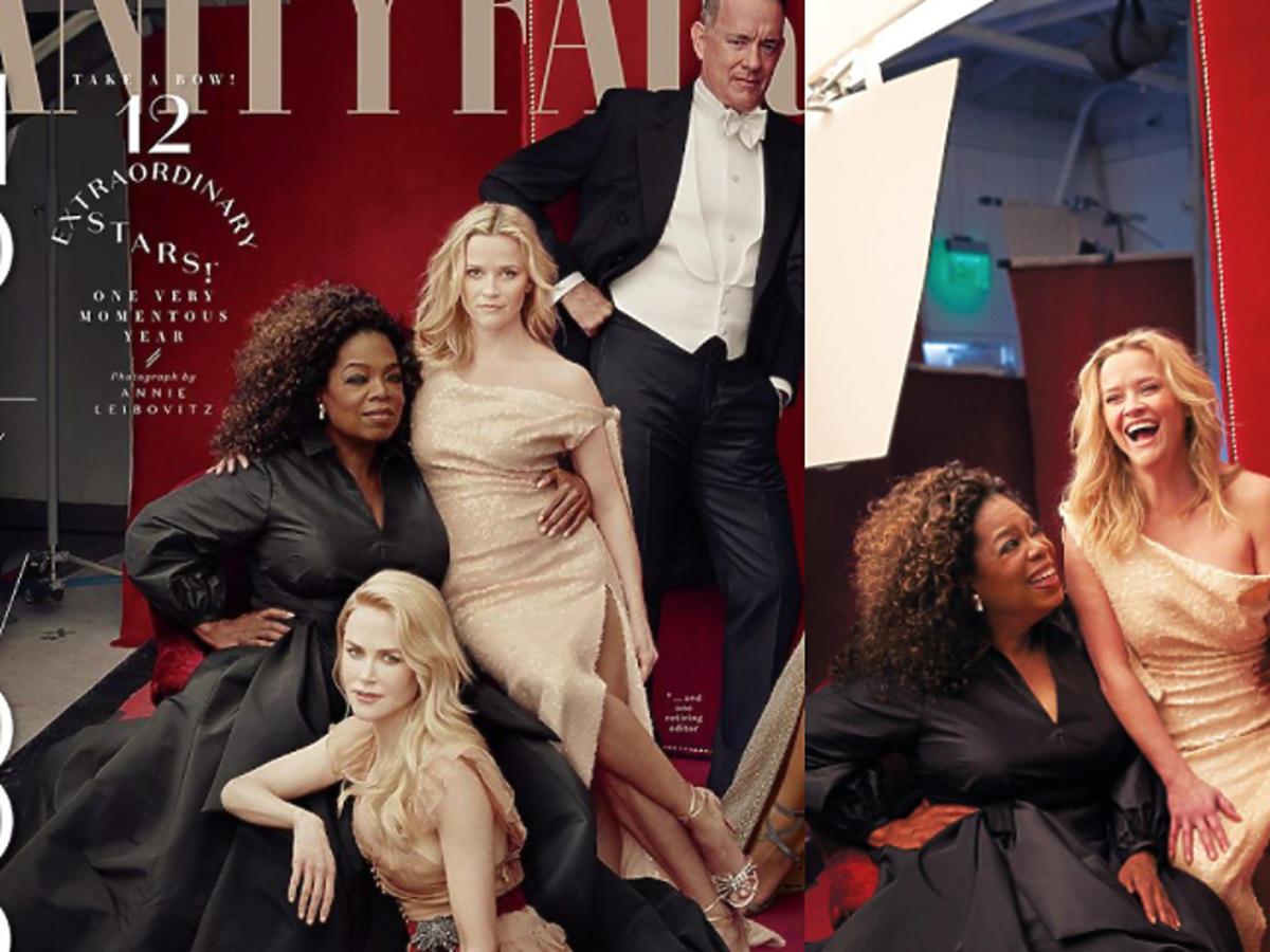 Wpadka grafików w Vanity Fair