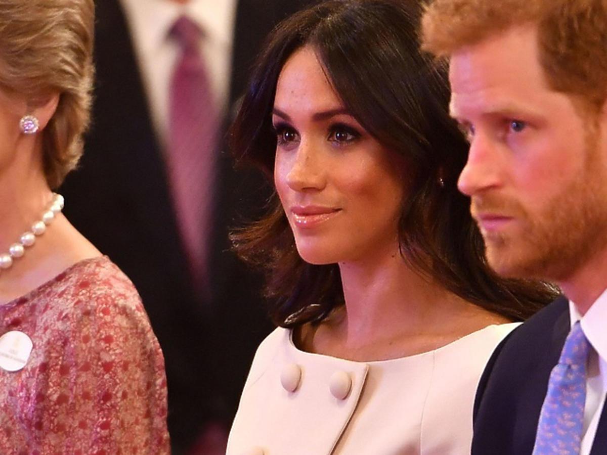 Wpadka księżnej Kate?