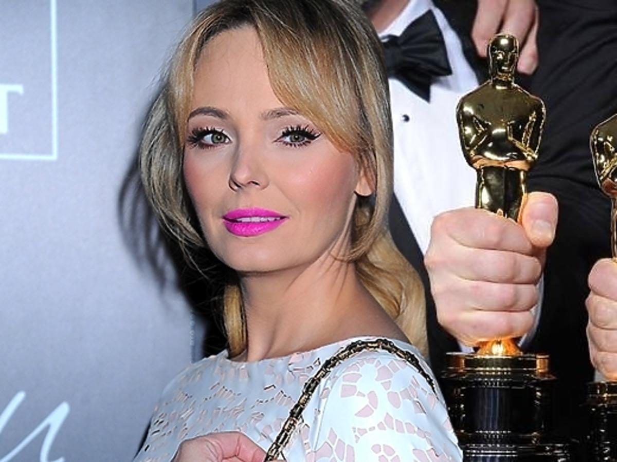 Wpadka na Oscarach. Facebook Agnieszki Jastrzębskiej