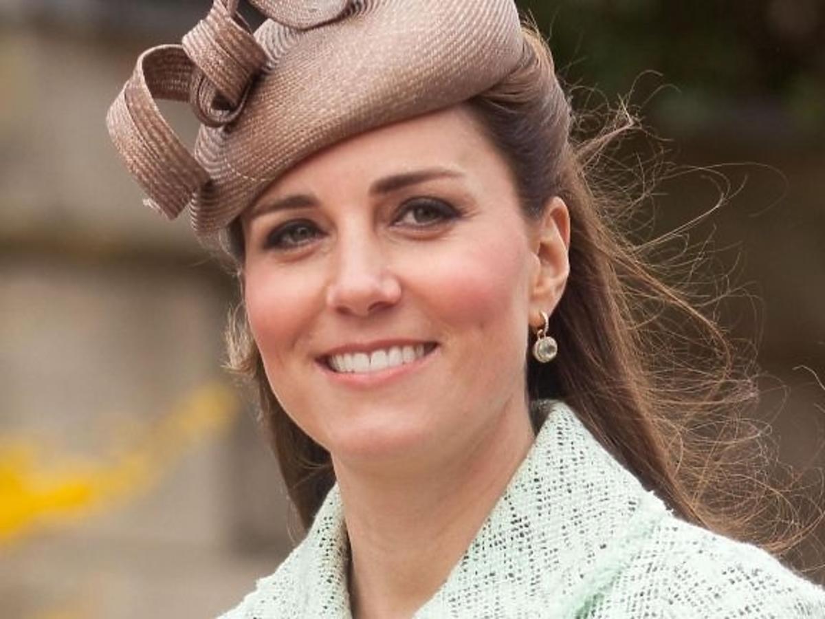 Wpadka The Star z ciążą księżnej Kate