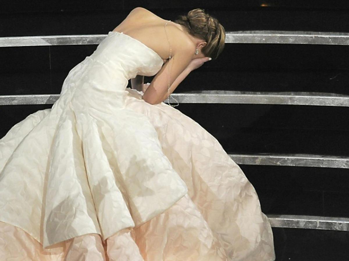 Wpadki na gali Oscarów