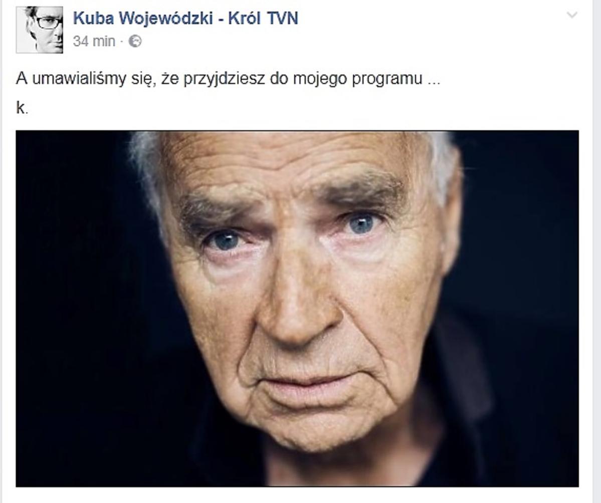 Wpis Kuby Wojewódzkiego