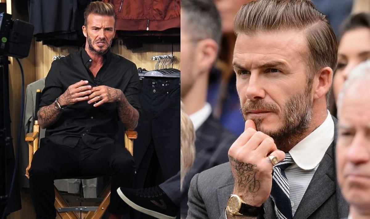 Wyciekły prywatne wiadomości Davida Beckhama