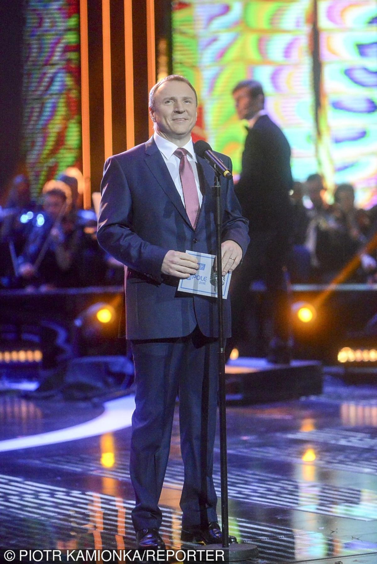 Wygwizdany Jacek Kurski