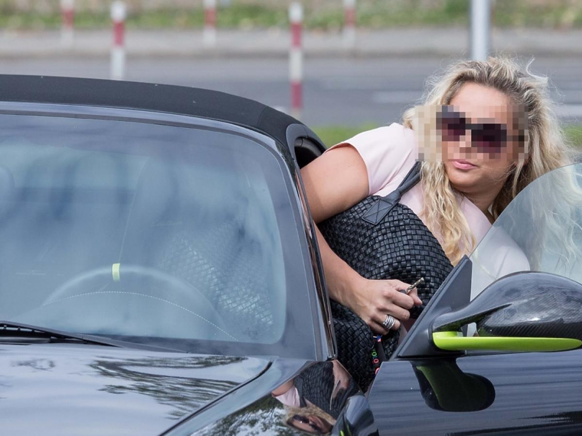 Wypadek Joanny Liszowskiej. Joanna Liszowska wypadek po pijaku. Pijana Joanna Liszowska wypadek