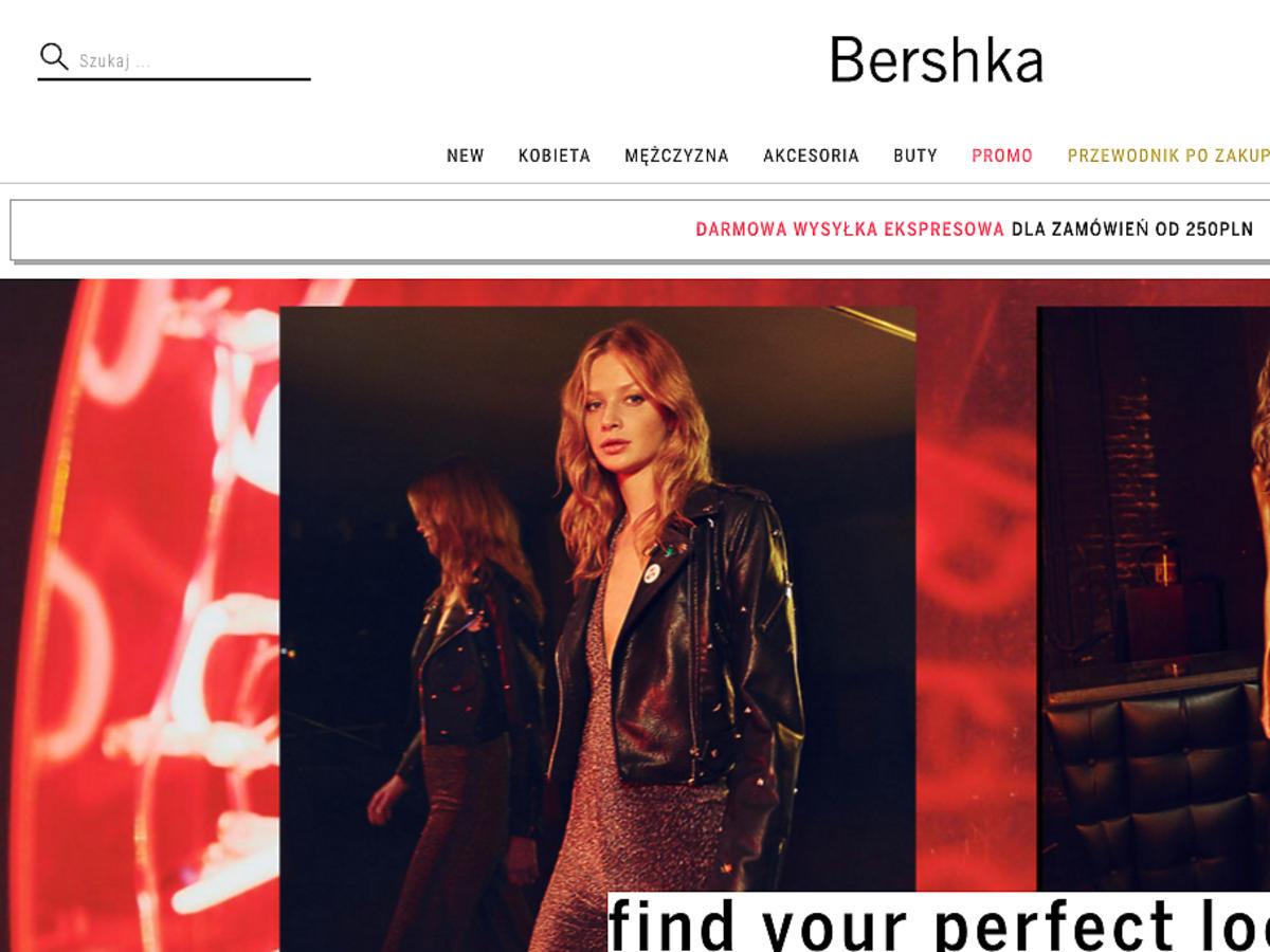 Wyprzedaż 2016 Bershka - jesień zima - mid season sale