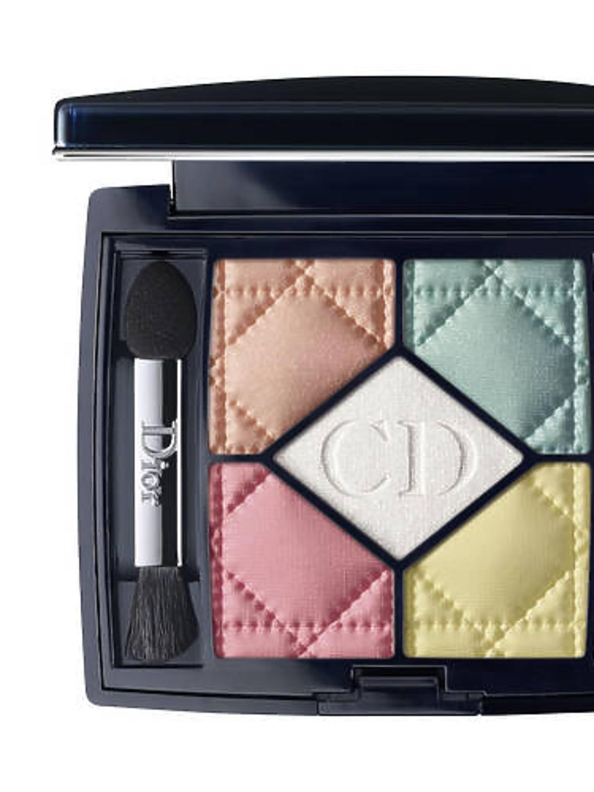 Wyprzedaże Sephora 2016 zima: DIOR 5 Couleurs Kingdom of Colors Palety cieni, cena: 159 zł (z 249 zł- wybrane odcienie)