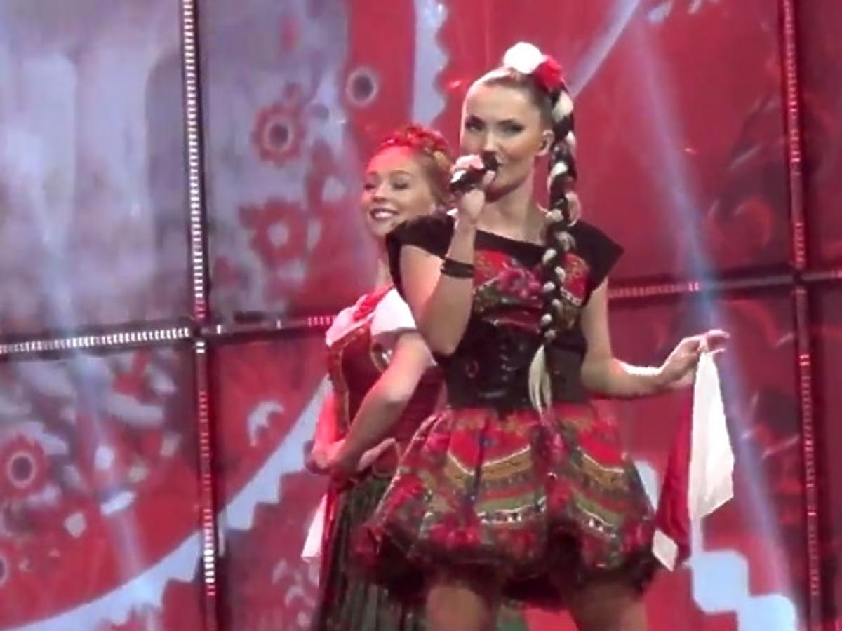 Występ Cleo z Eurowizji