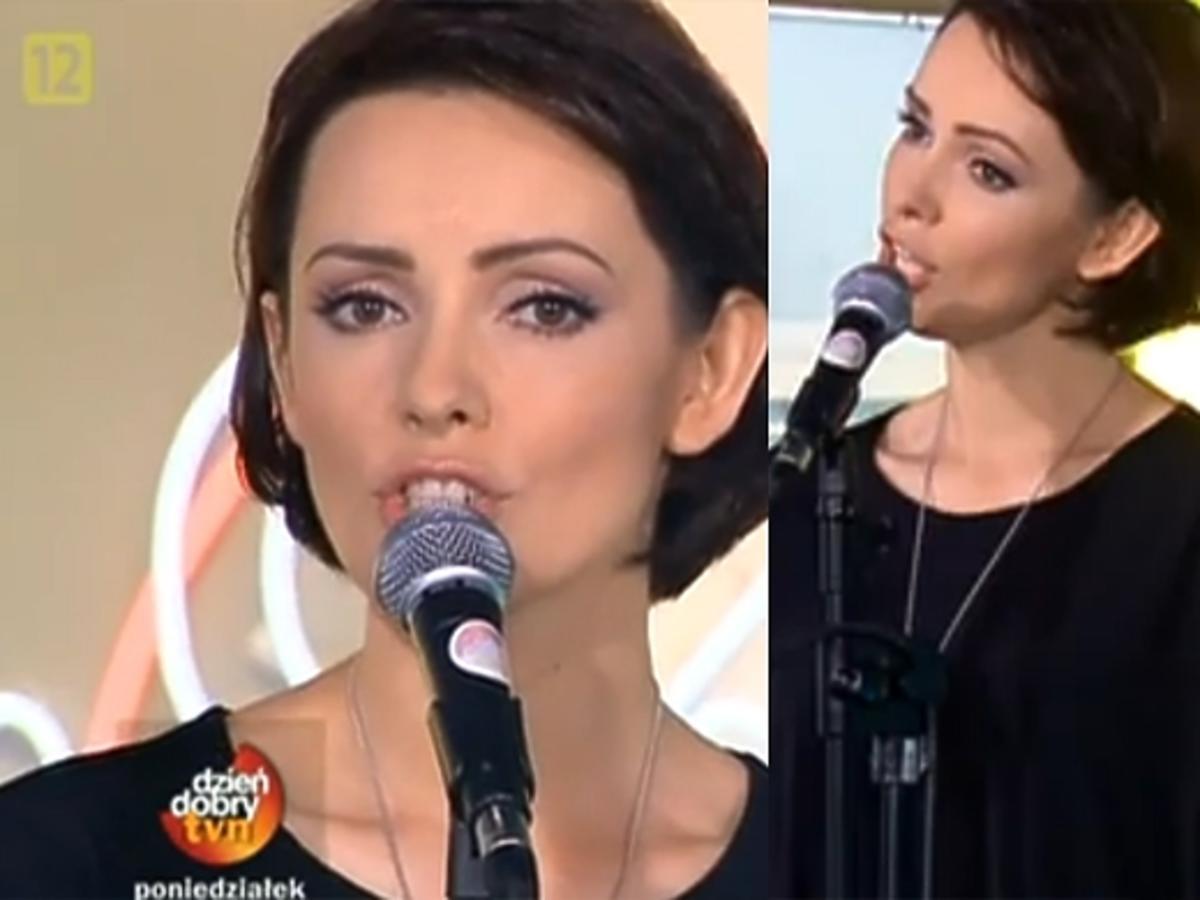Występ Doroty Gardias w DDTVN