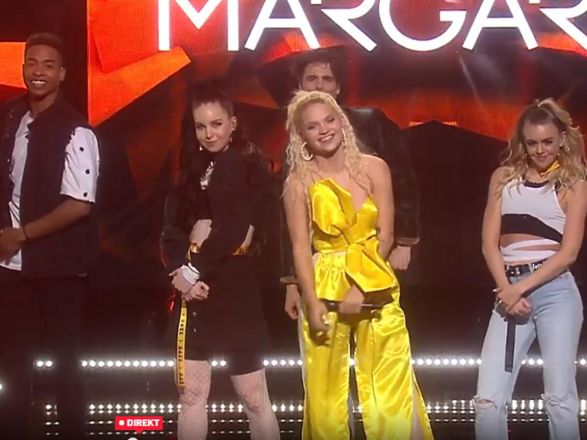 Występ Margaret na szwedzkich preselekcjach