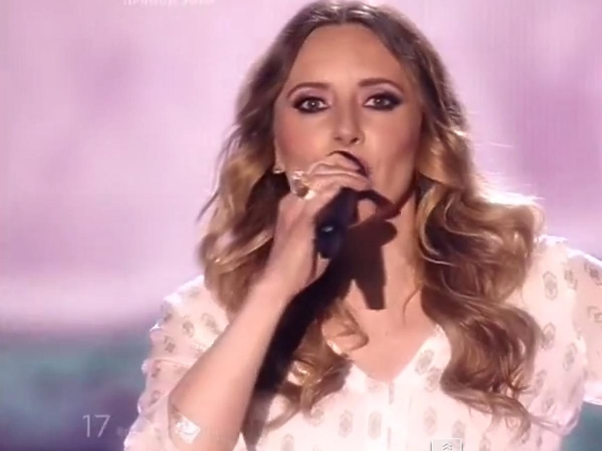 Występ Moniki Kuszyńskiej na Eurowizji 2015