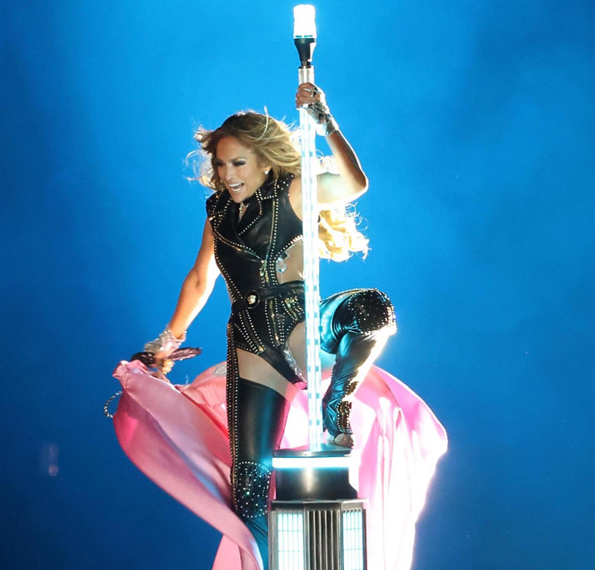 Występ Shakiry i Jennifer Lopez na Super Bowl 2020